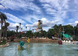 Детские аттракционы в PortAventura Caribe Aquatic Park