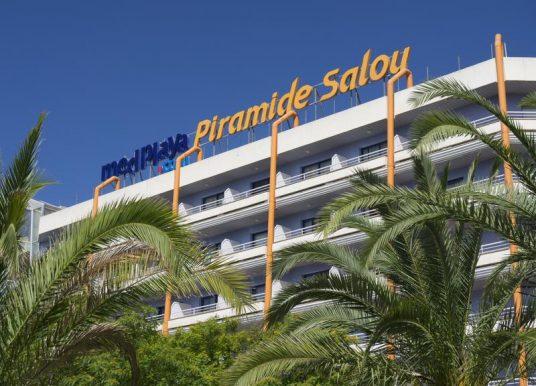 Отель Пирамид Салоу | Medplaya Pirámide Salou | 4 звезды