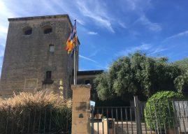Башня крепость Torre Vella (Торре Вейя) в Салоу