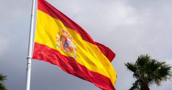 bandera de Espana @er Guiri